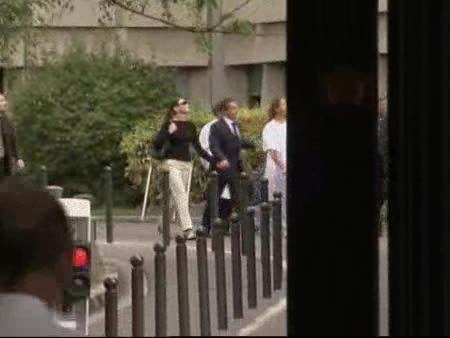El presidente francés fue ingresado ayer tras sufrir un desvanecimiento mientras hacía ejercicio físico