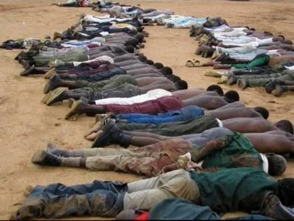 Los altercados son consecuencia de un ataque islámico a una comisaría del estado de Bauchi, al norte del país