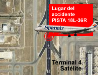 Accidente Aéreo Barajas