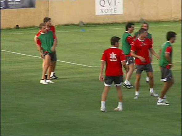 El Alba inicia los entrenamientos para la pretemporada