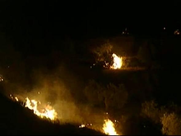 Teruel registra los peores incendios que ha sufrido Aragón en los últimos 15 años