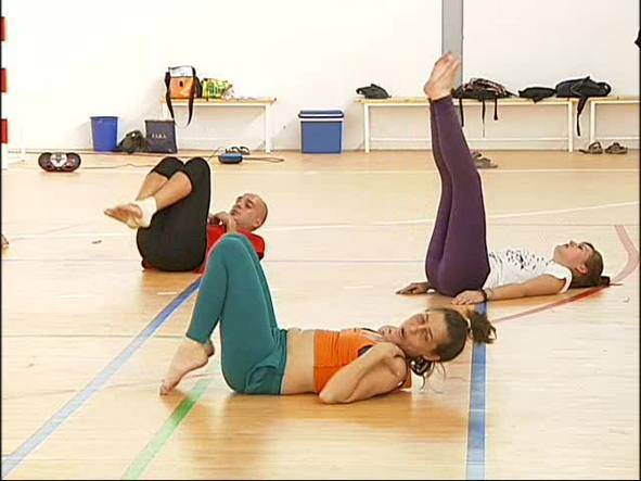 La escuela de circo de Albacete sigue trabajando en verano